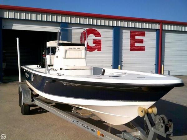 Used Blazer Bay 2200 Bay Boat For Sale