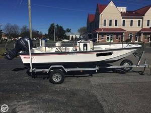 Used Boston Whaler Montauk 17 Skiff Fishing Boat For Sale