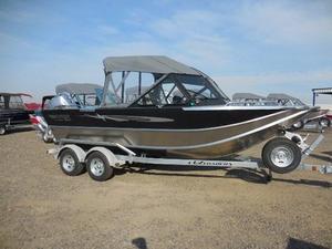 New Northwest Boats 196 FREEDOM O/B Aluminum Fishing Boat For Sale