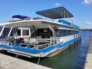 Used Jamestowner 16x72 House Boat For Sale