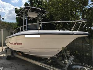 Used Century 2100 CC Center Console Fishing Boat For Sale