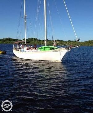 Used Whitholz 45 Ketch Sailboat For Sale