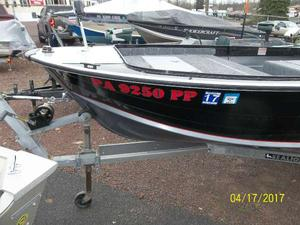 Used Starcraft Marine 16' starcraft Aluminum Fishing Boat For Sale