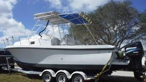 Used Seacraft 27 Walk Around Walkaround Fishing Boat For Sale