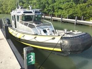 Used Safe 31 Patrol Boat Commercial Boat For Sale