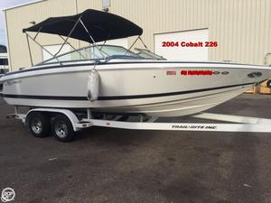 Used Cobalt 226 Bowrider Boat For Sale