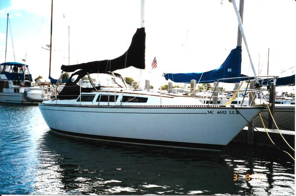 Used S 2 9.2A Cruiser Sailboat For Sale