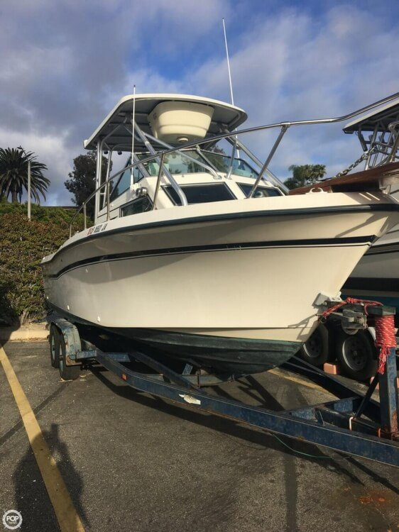 Used Grady-White Offshore 24 Walkaround Fishing Boat For Sale