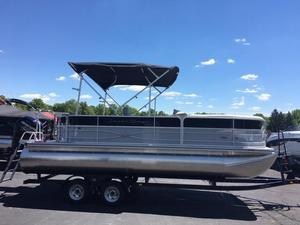 New South Bay 222CR Pontoon Boat For Sale