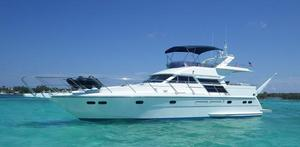 Used Horizon 56 Motoryacht Aft Cabin Boat For Sale