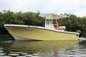 Used Dusky Marine 233 Center Console Fishing Boat For Sale