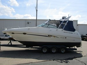 Used Mariah Z280 Cruiser Boat For Sale