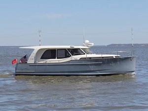 Used Greenline 33 Downeast Fishing Boat For Sale