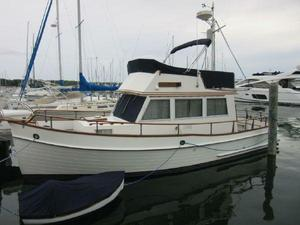 Used Grand Banks 32 Sedan Trawler Boat For Sale
