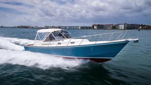 Used Little Harbor WhisperJet 36 Jet Boat For Sale