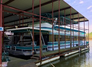 Used Sumerset 70x14' House Boat For Sale