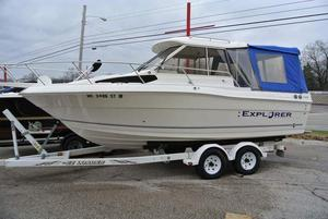 Used Campion Explorer 682 Saltwater Fishing Boat For Sale