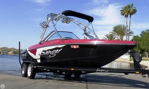 Used Sanger V215 Wake Series Ski and Wakeboard Boat For Sale