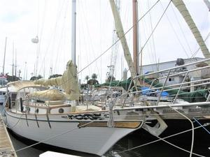 Used Island Trader 41 Sloop Sailboat For Sale