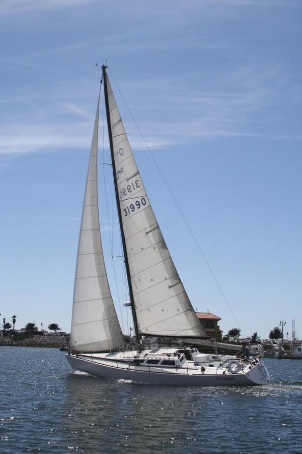 Used Olson 40 Sloop Sailboat For Sale