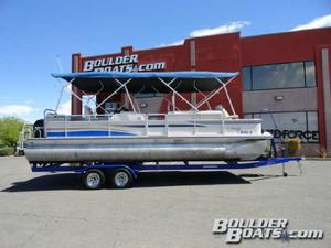 Used Harris Pontoon Boat For Sale
