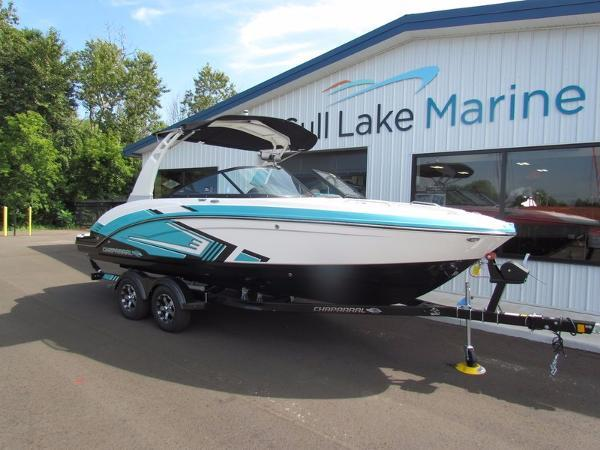 New Chaparral 223 VRX223 VRX Jet Boat For Sale