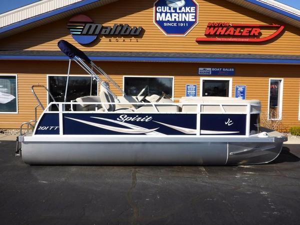 New Jc Tritoon Spirit 201TT Pontoon Boat For Sale