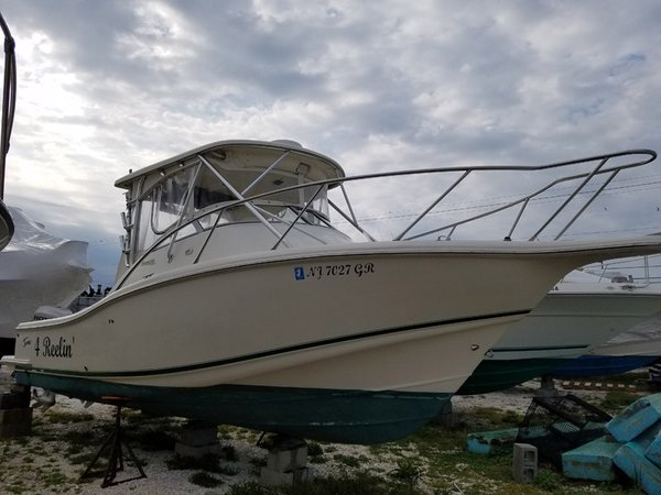 Used Scout Abaco 280 Sports Fishing Boat For Sale