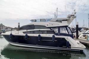 Used Fairline Squadron 42 Motor Yacht For Sale