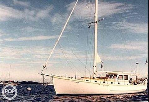 Used Concordia 40 Motorsailer Sailboat For Sale