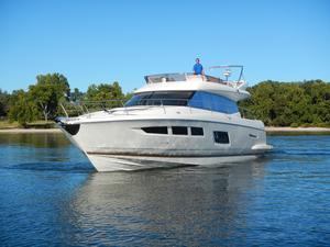 Used Prestige Yachts 550 Fly Flybridge Boat For Sale