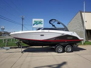 New Four Winns HD240SS Deck Boat For Sale