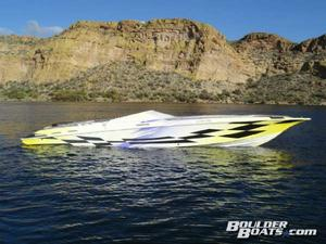 Used Fountain 38 Fever Other Boat For Sale