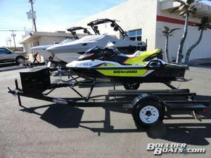 Used Sea-Doo Wake Pro 215 Personal Watercraft For Sale