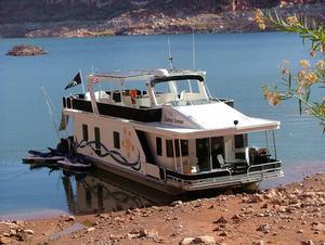 Used Sharpe Custom Built House Boat For Sale