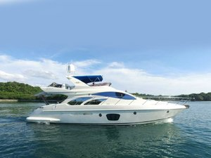 Used Azimut 55 Flybridge Boat For Sale