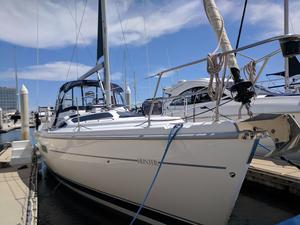 Used Hunter 420 Center Cockpit Center Cockpit Sailboat For Sale