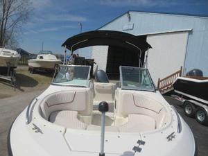 Used Striper 1851 DC Dual Console Boat For Sale