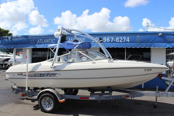 Used Stingray 180 RX Runabout Boat For Sale