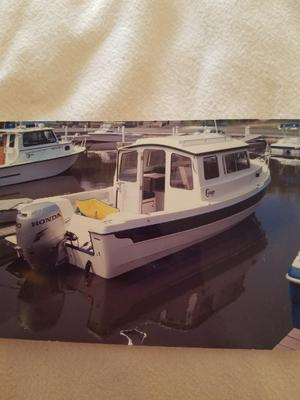 Used C-Dory 22 Cruiser Cuddy Cabin Boat For Sale