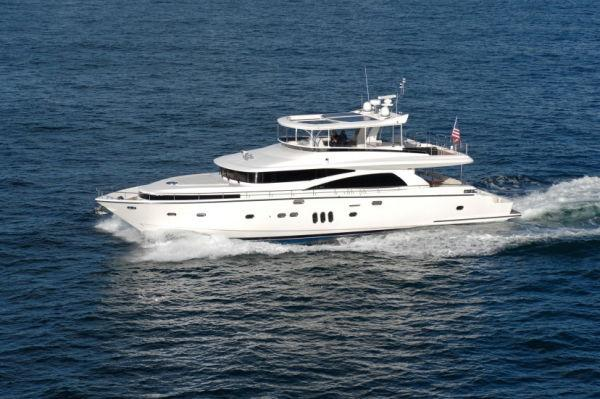 New Johnson 79 CPMY Pilothouse Boat For Sale