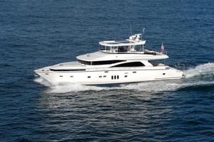 New Johnson 79 CPMY Motor Yacht For Sale