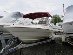Used Bayliner 1950 Capri Runabout Boat For Sale