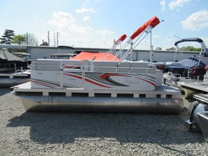New Apex Marine Edge 816C Pontoon Boat For Sale
