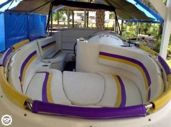 Used Sonic 22 Deck Boat For Sale