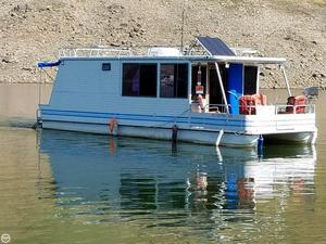 Used Catamaran Cruisers 34 houseboat House Boat For Sale