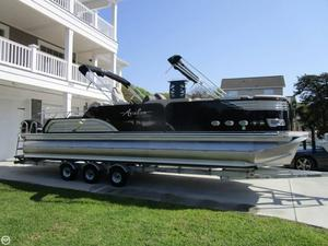 Used Avalon 2785 Ambassador Pontoon Boat For Sale