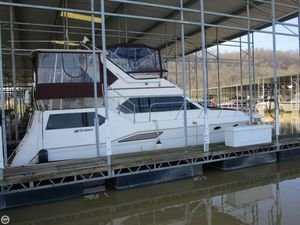 Used Cruisers Yachts 3950 Aft Cabin Boat For Sale