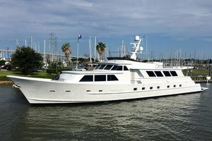 Used Broward Mega Yacht For Sale