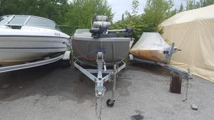 Used Lowe Bass Boat For Sale